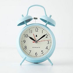 blue bell alarm clock